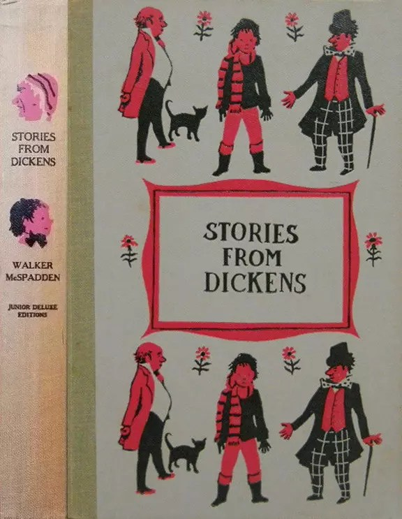 JDE Stories from Dickens FULL grey cover