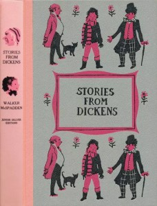 JDE Stories from Dickens FULL pink cover