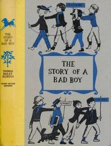 JDE Story of a Bad Boy FULL cover