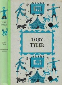JDE Toby Tyler FULL green cover