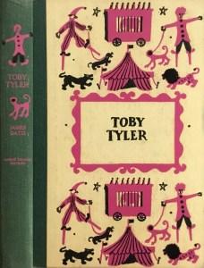 JDE Toby Tyler FULL old cover