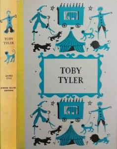 JDE Toby Tyler FULL yellow cover