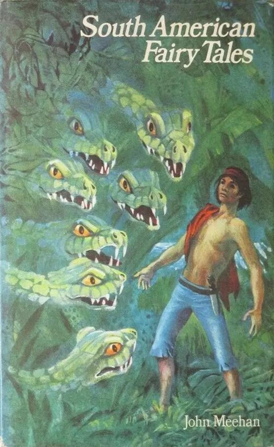 Muller South American Fairy Tales Meehan
