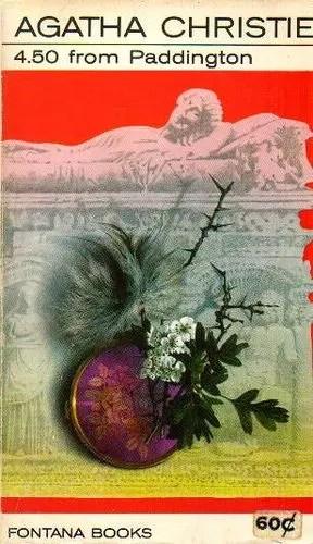 Agatha Christie Tom Adams 4 50 from Paddington Fontana