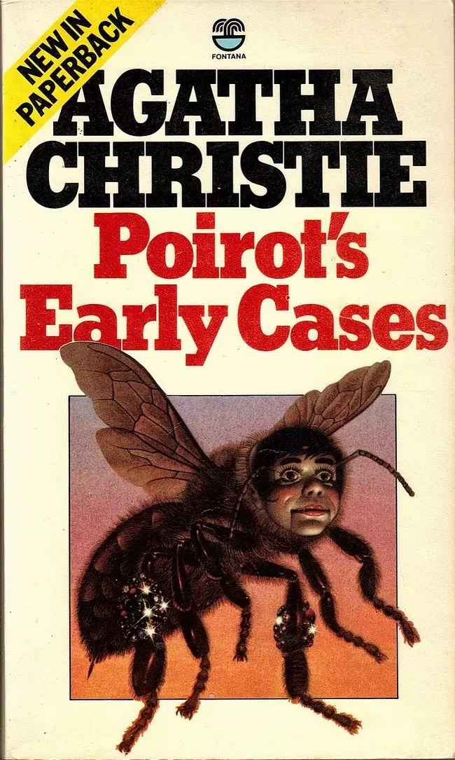 Agatha Christie Tom Adams Poirots Early Cases Fontana