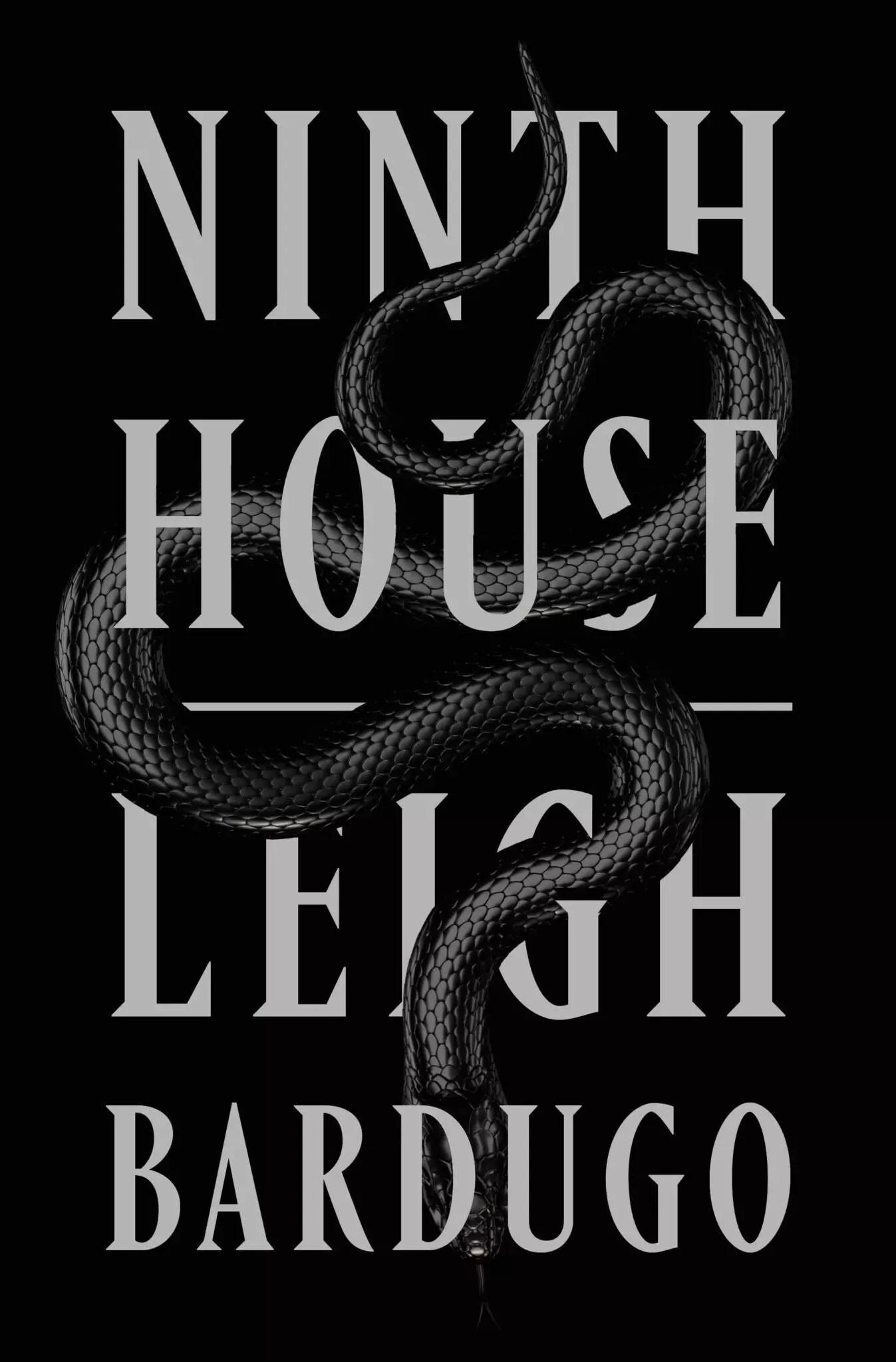 Leigh Bardugo Ninth House US cover