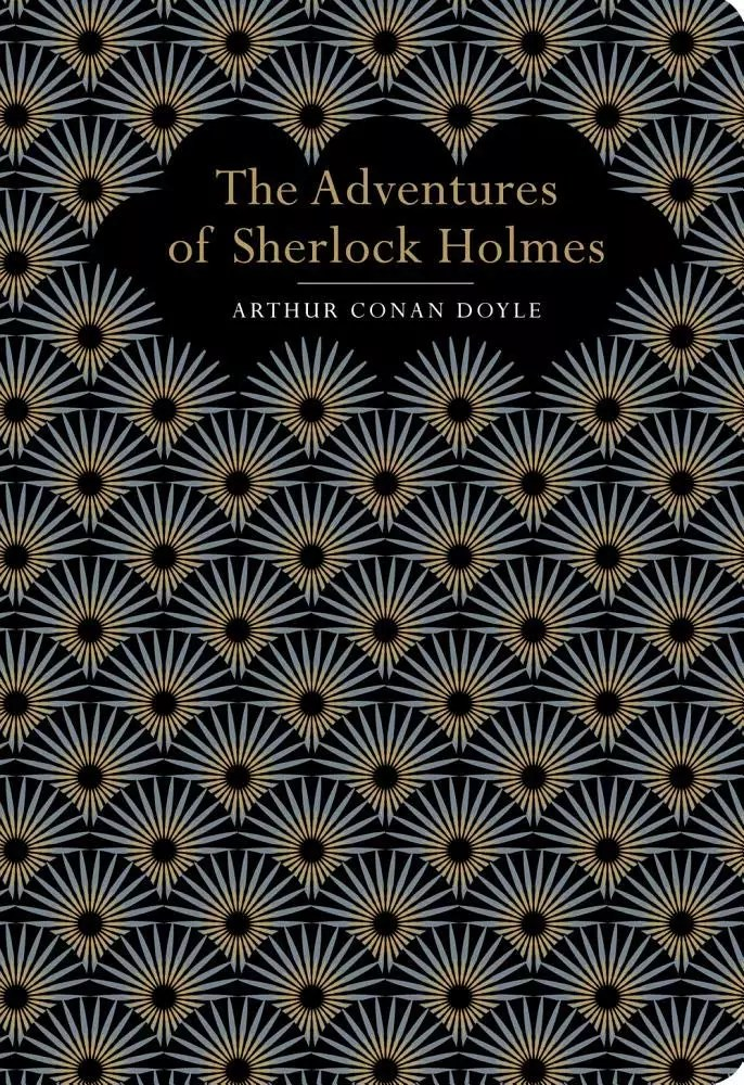 chiltern classics conan doyle adventures of sherlock cover