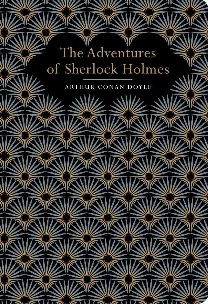 chiltern classics conan doyle adventures of sherlock cover