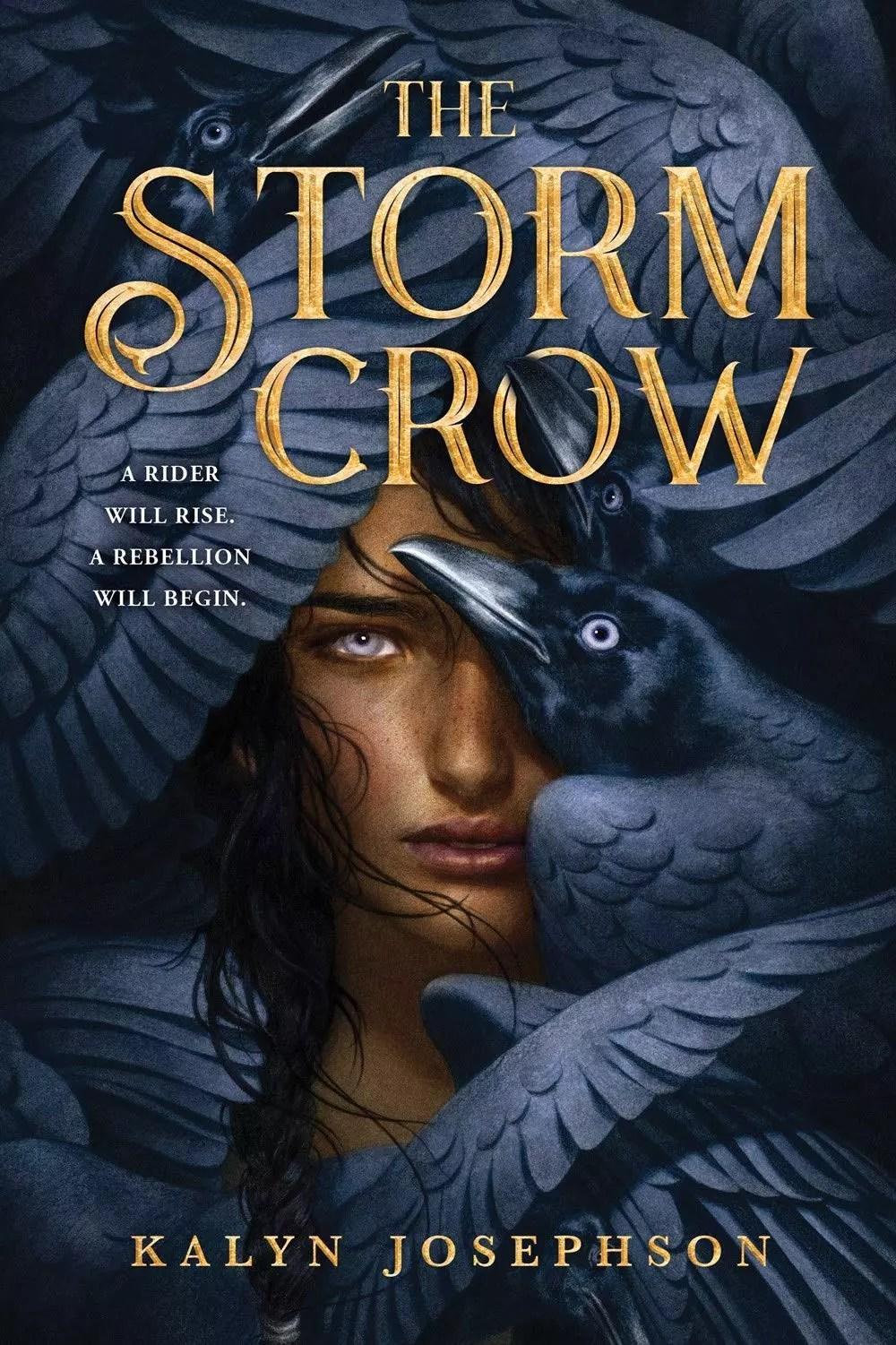 kalyn josephson storm crow cover