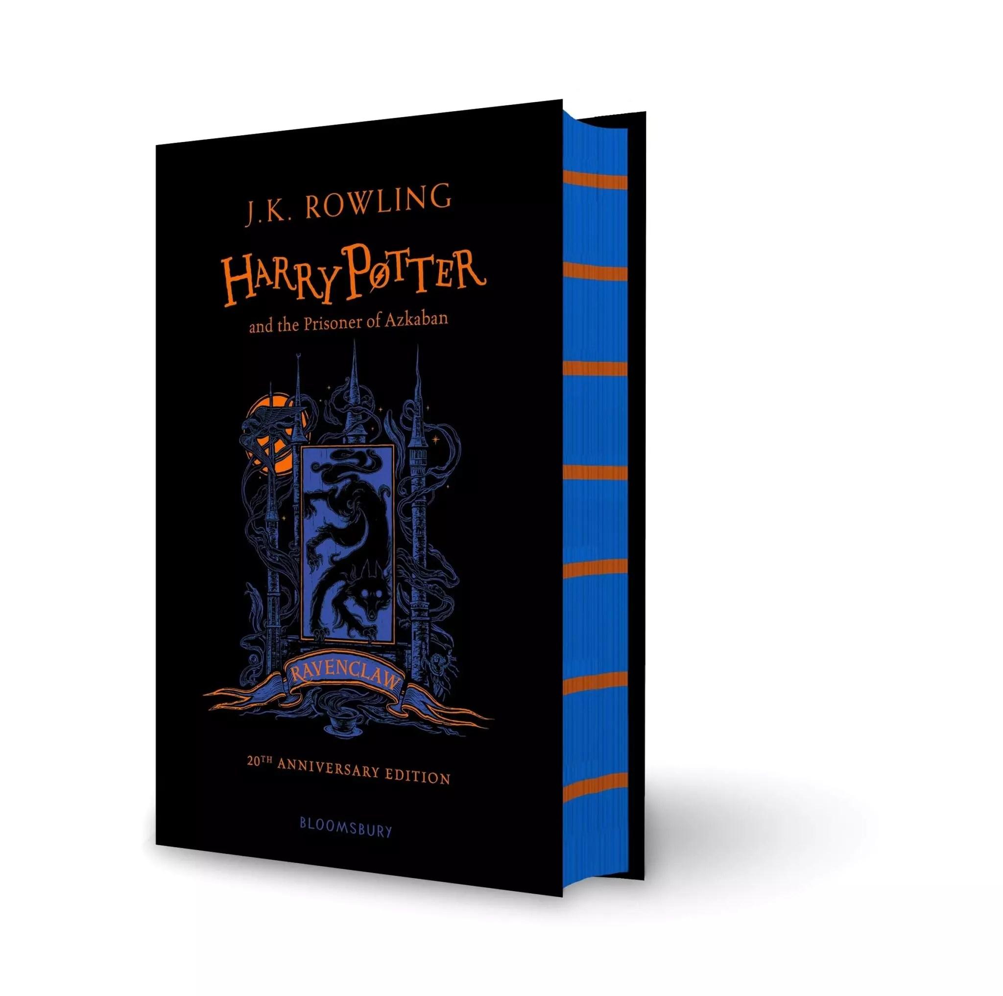 rowling harry potter azkaban ravenclaw