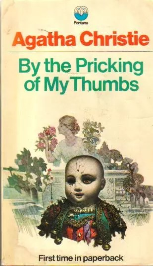 Agatha Christie Tom Adams By the Pricking of My Thumbs alt Fontana