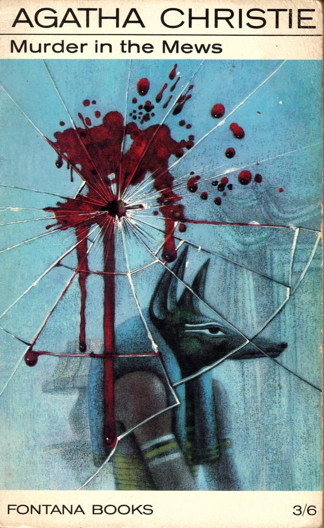 Agatha Christie Tom Adams Murder in the Mews Fontana 1964