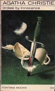 Agatha Christie Tom Adams Ordeal by Innocence Fontana 1967