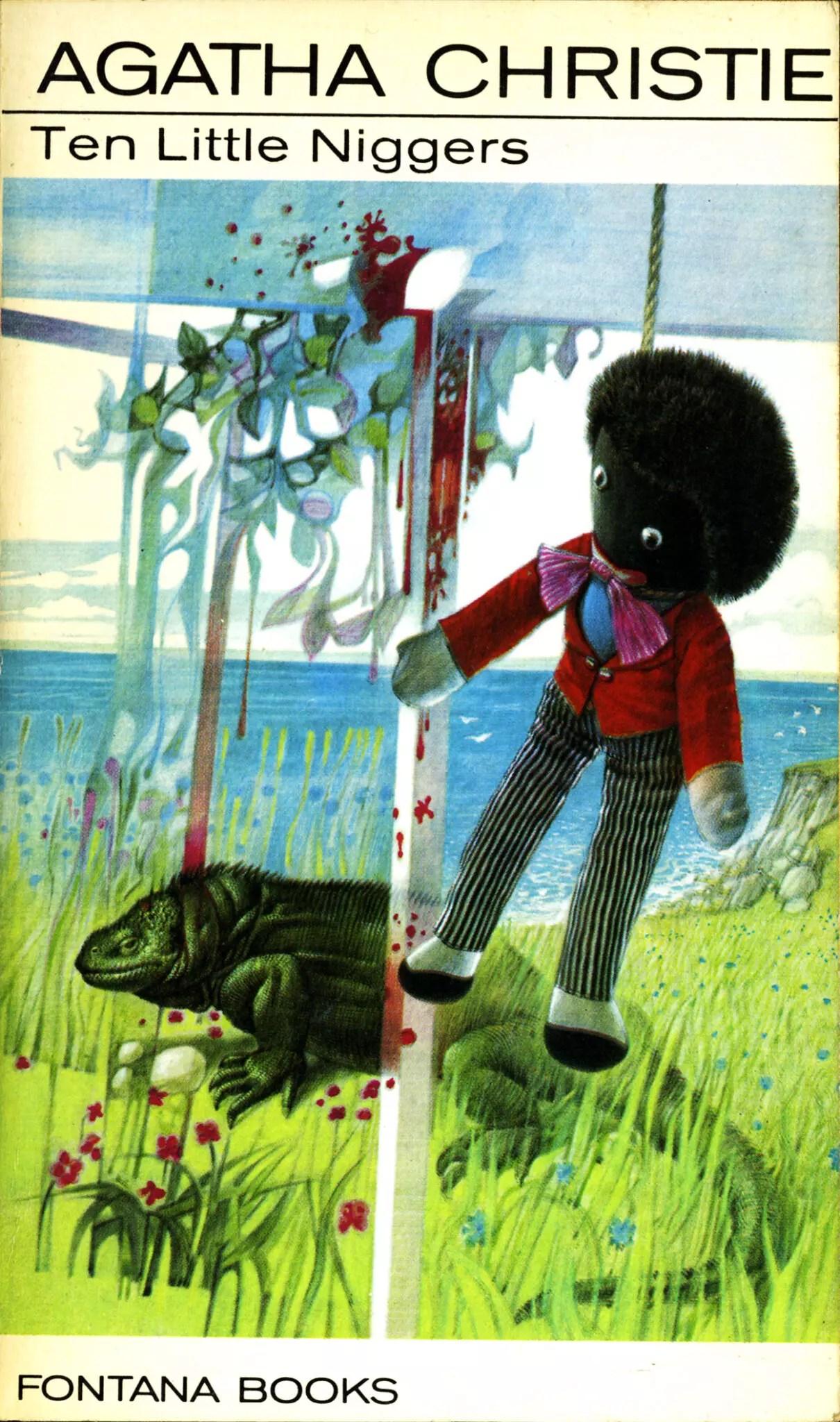Agatha Christie Tom Adams Ten Little Niggers Fontana