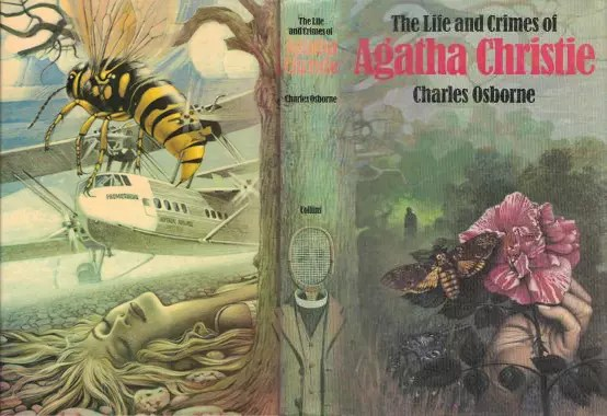 Life and crimes of agatha christie cover full