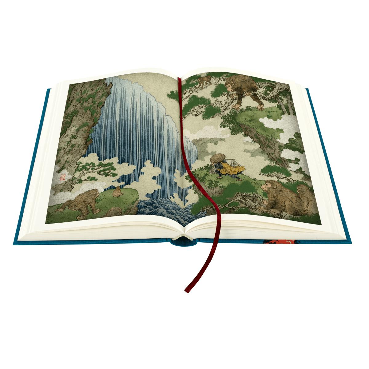 FS Japanese Tales spread