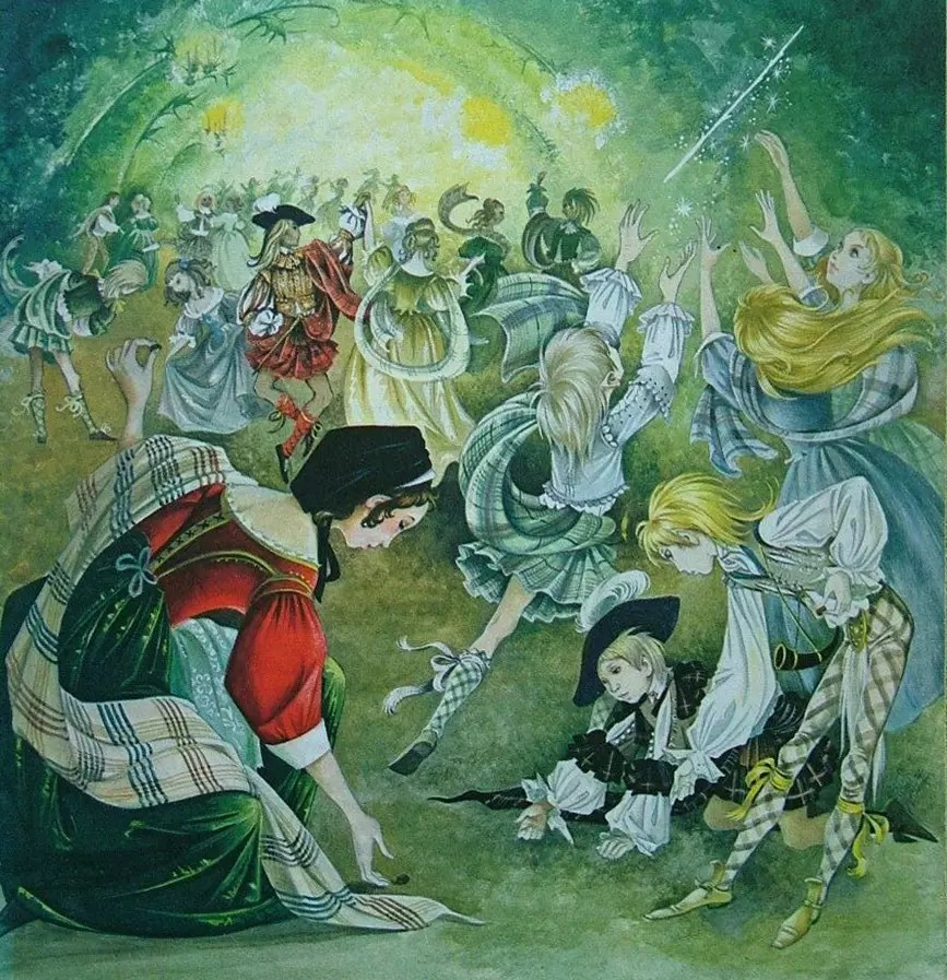 GJT Finding Out 11 3 Cover Art A Folk Tale from Scotland