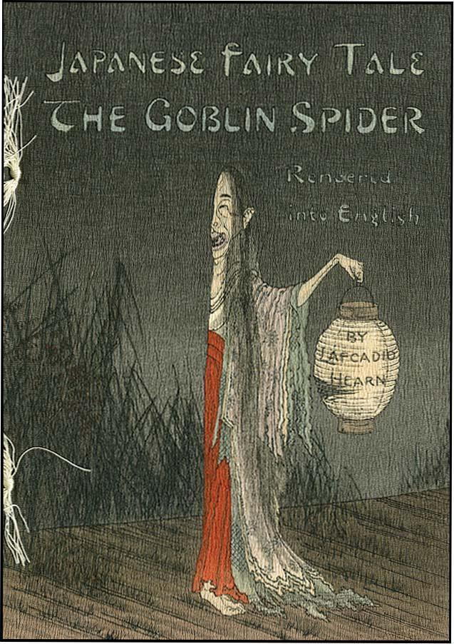 Lafcadio Goblin Spider cover