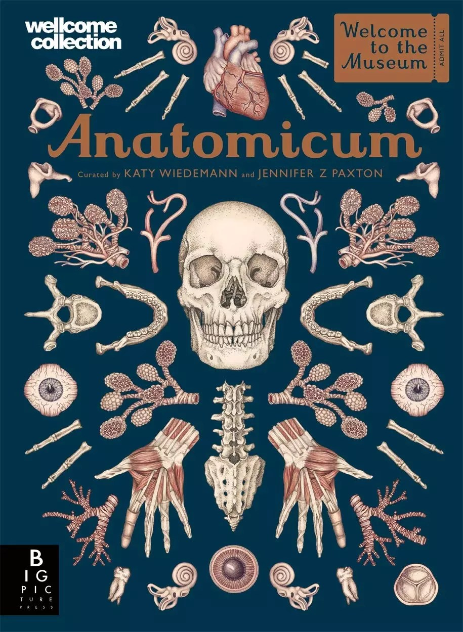 Anatomicum Paxton cover