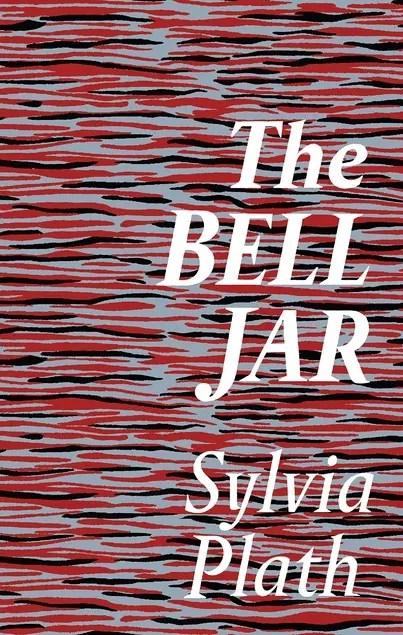 Liberty Bell Jar Sylvia Plath cover