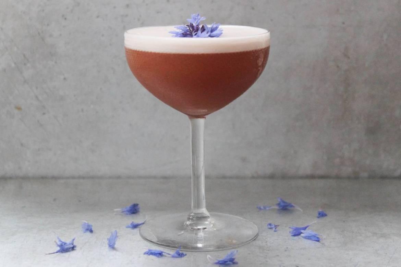, Amaro Di Angostura Bourbon Sour