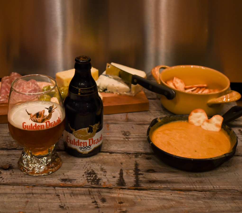 , Beer and Cheese Party