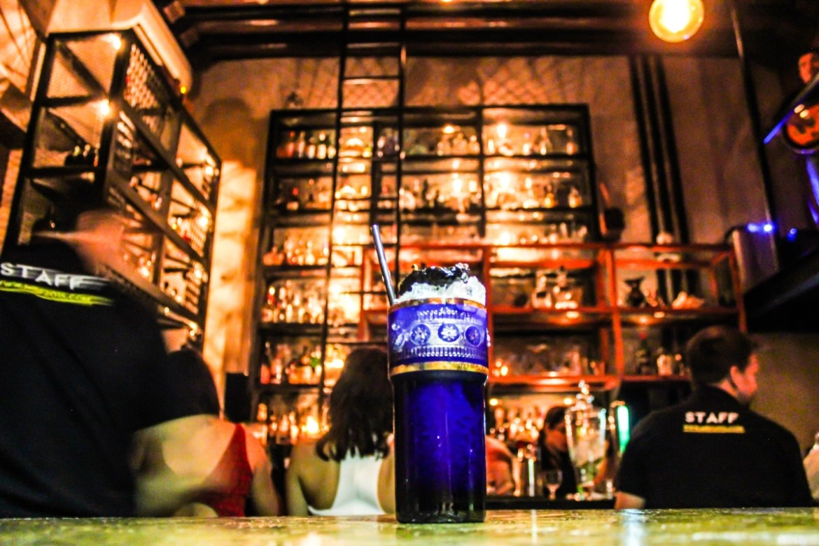 , Discovering Speakeasies in Mexico