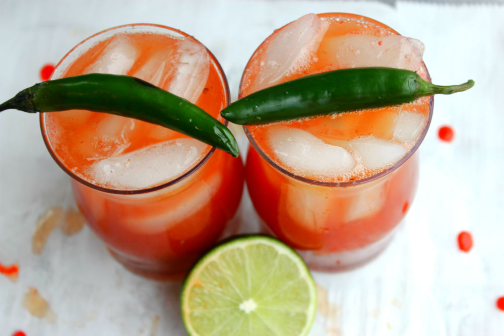 , Thai Bloody Mary