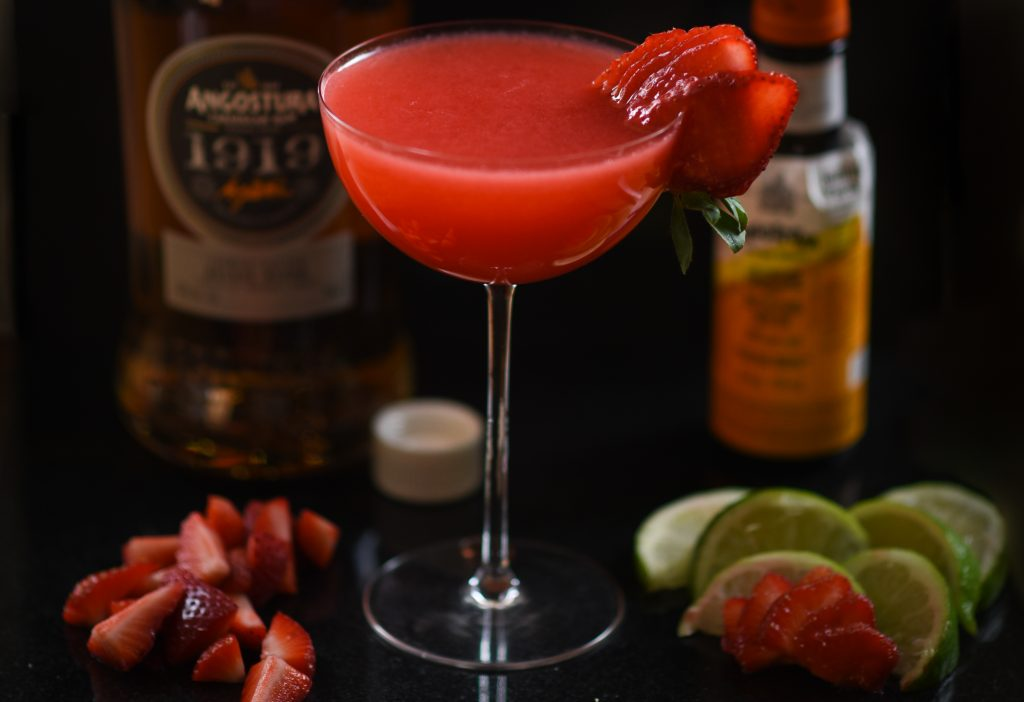 , 1919 Strawberry Daiquiri