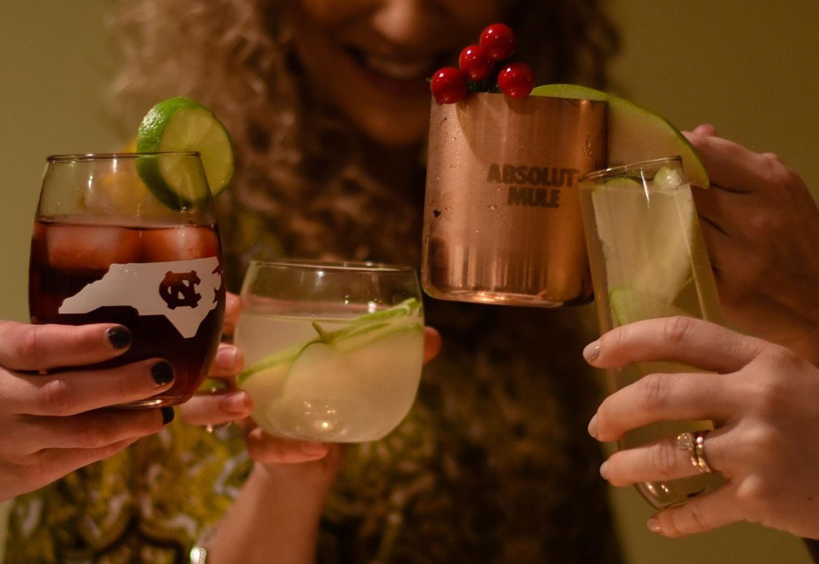 , Absolut Holiday Party