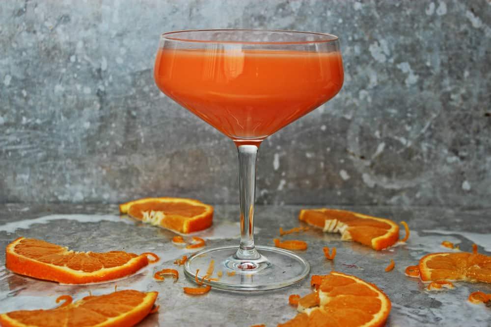 , Aperol Orange Creamsicle
