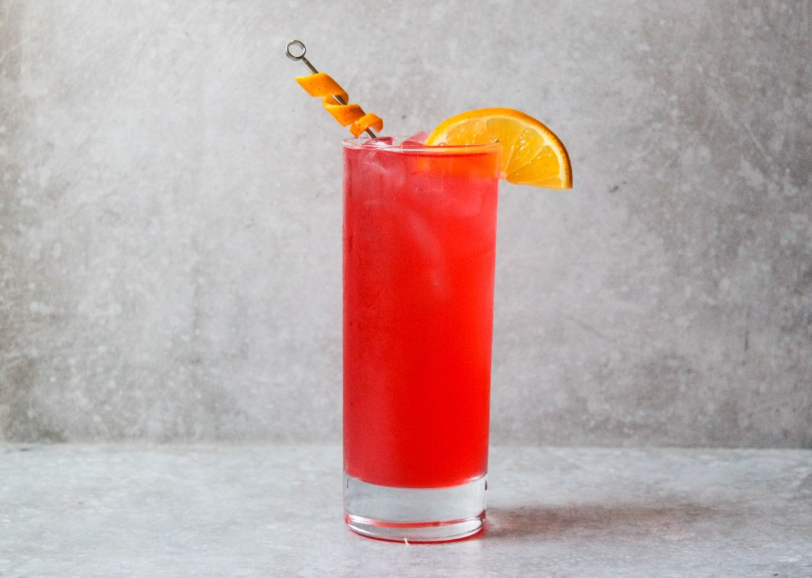 , Blood Orange Cooler