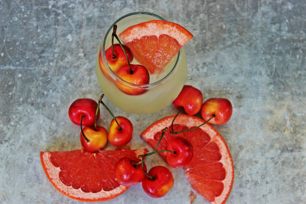 , Rainier Cherry Paloma