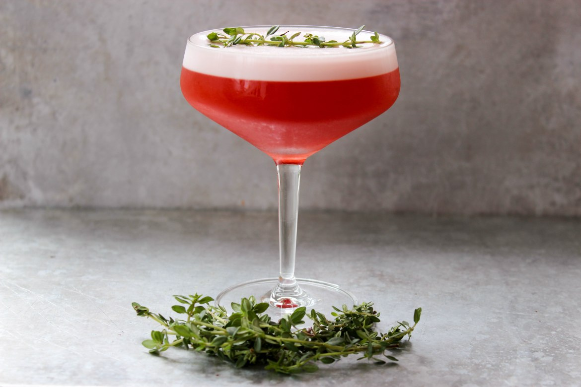 , Tequila Negroni Sour