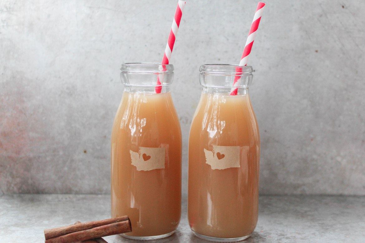 , Tree Top Spiced Apple Punch