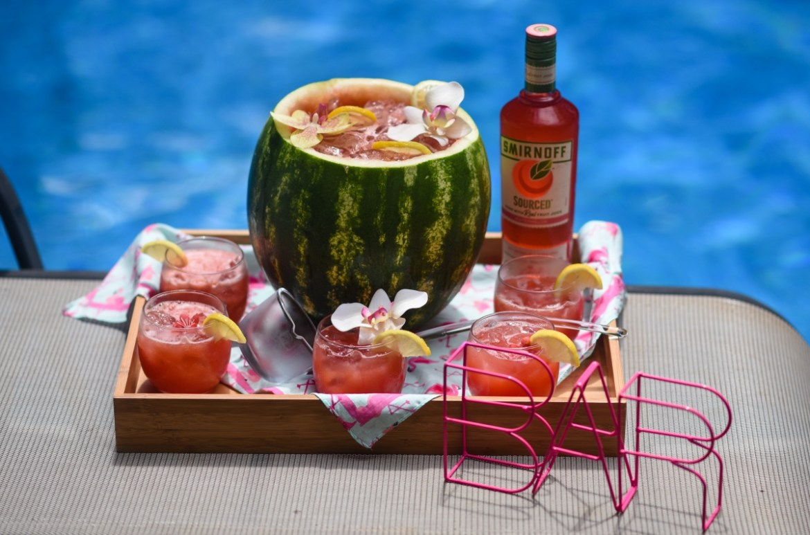 , Watermelon Punch
