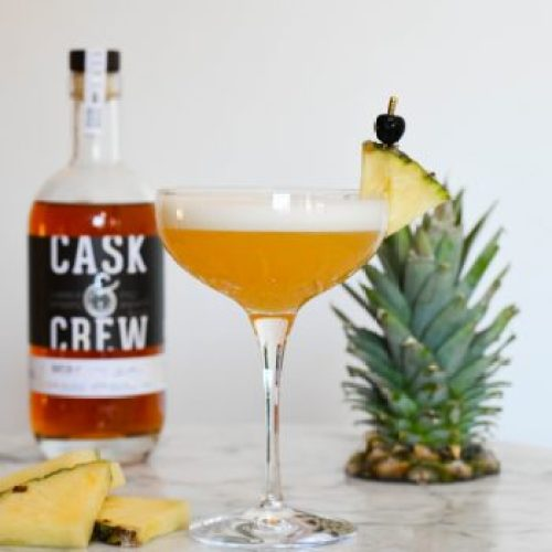 , Crew-d Pineapple Sour