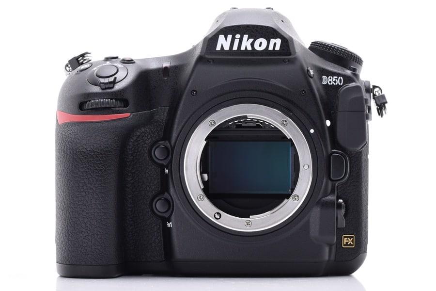, Nikon D850