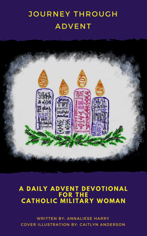 Journey Through Advent Cover