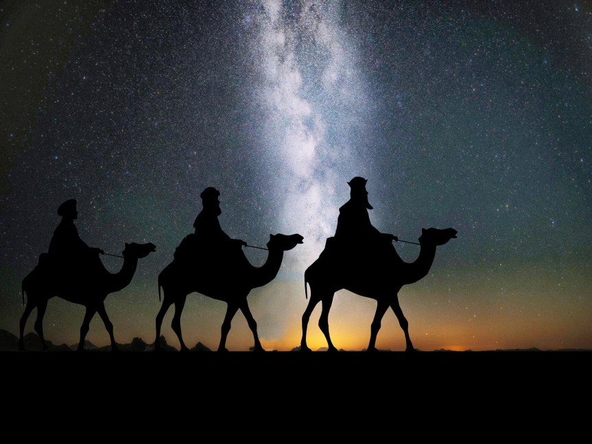 Gifts to the Manger: Finding and Embracing Our Gifts