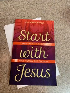 Book Image of Start with Jesus: How Everyday Disciples Will Renew the Church #beautifulcamouflage #loyolapress #boldbravecatholic
