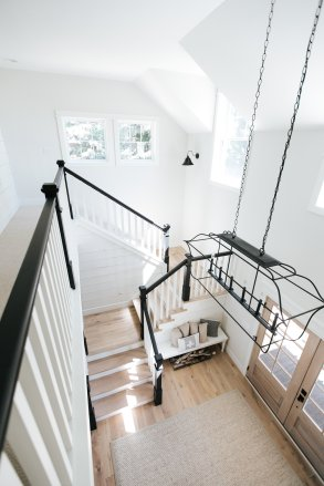 Staircase Renovation in Minnesota