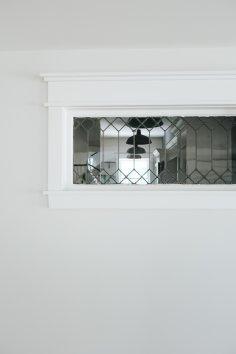 Iron Details Window Renovation