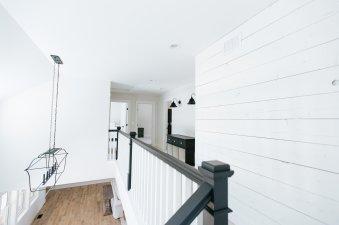 Farmhouse Style Hallway Renovation