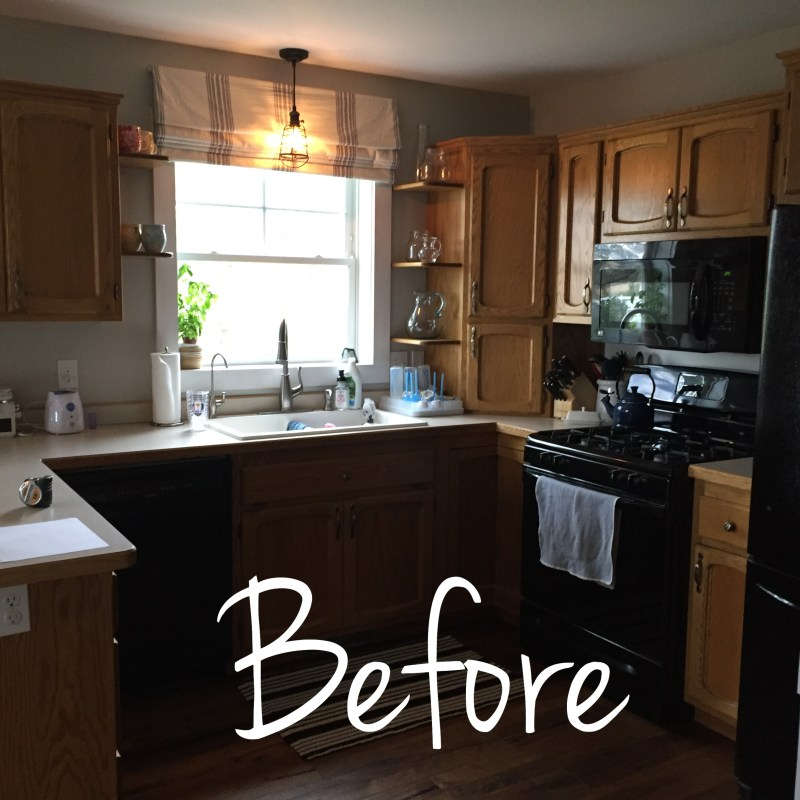 Country Living Kitchen Renovation
