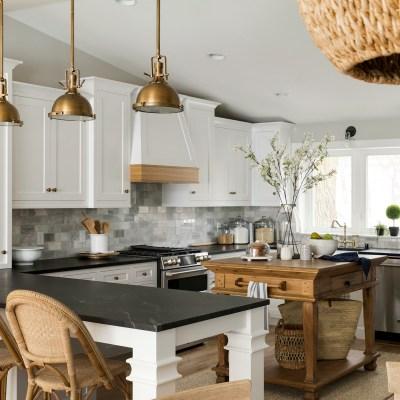 Hamptons Style Renovation — Lake Home