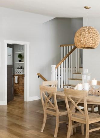 Dining Room Renovation and Interior Design