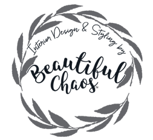 Beautiful Chaos Interior Design and Styling Logo