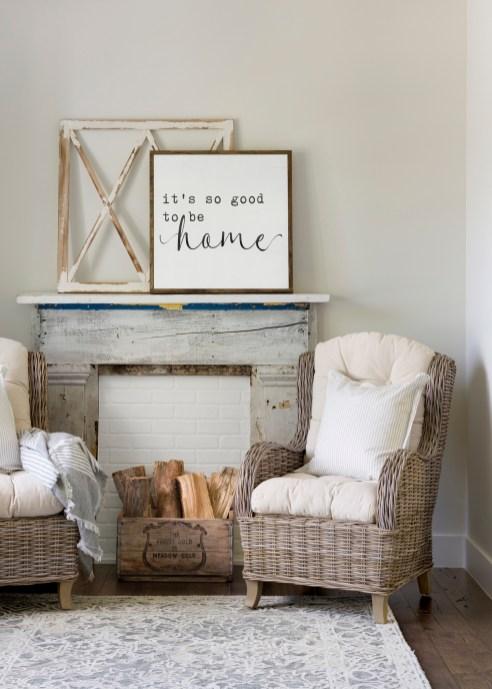 sitting room decor
