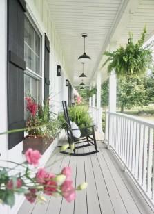 Minnesota farmhouse porch